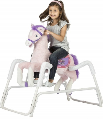 lacey talking plush spring rocking horse sound effects