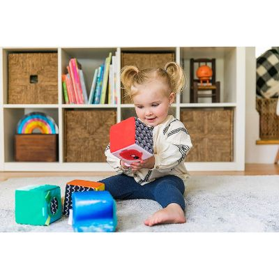 Best Toys for 8 Month Olds Baby Einstein Explore Blocks Infant