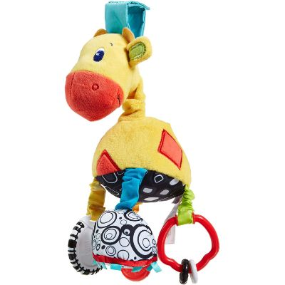 4 Month Old Toys Bright Starts Sensory Giraffe Clip