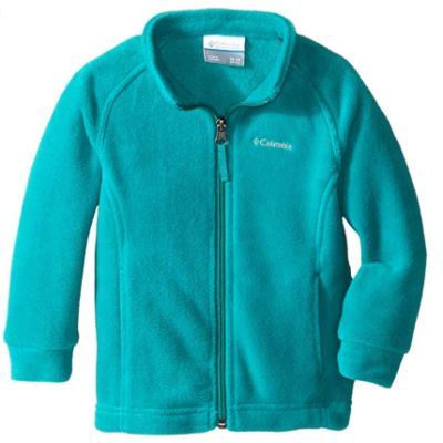 Columbia Baby Coat Benton Springs Teal