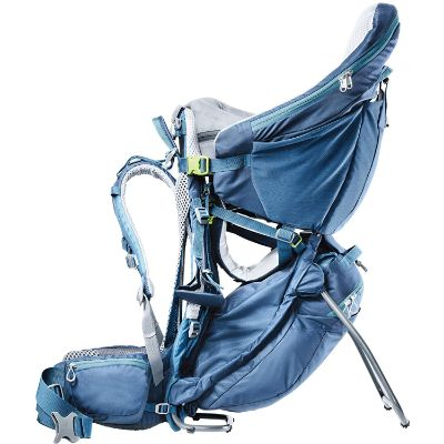 Deuter Comfort Baby Carrier for Hiking side