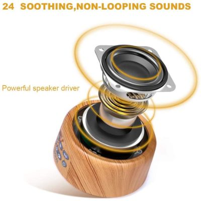 Douni 24 Non-Looping Soothing  Best Sleep Sound Machines non looping sound