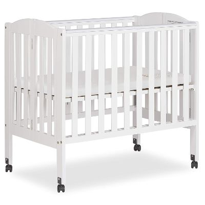 dream on me 2 IN 1 portable cribs front side