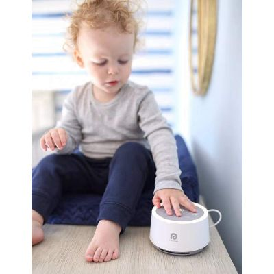 Dreamegg D1 with Baby Night Light  Best Sleep Sound Machines compact