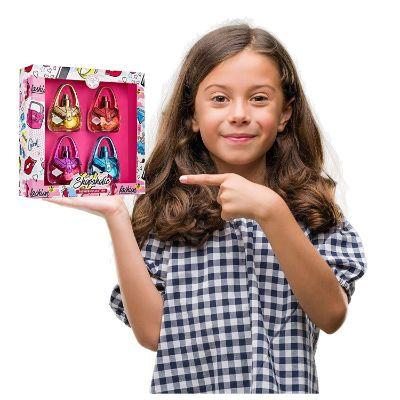eau de fragrance sets girls perfumes kid display