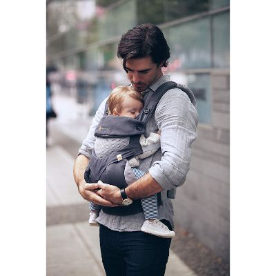 ErgoBaby 360 Hiking Carrier parent