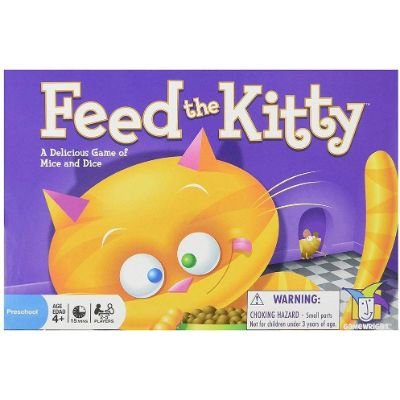 toys that start with f feed the kitty game front