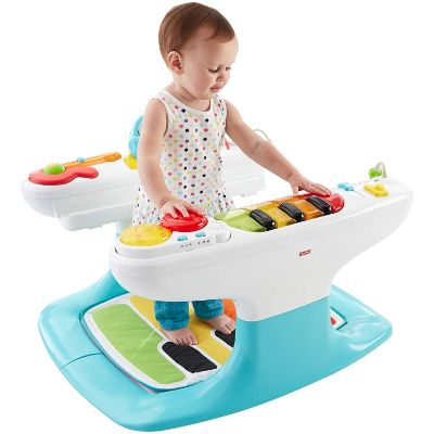 Best Toys 10 Month Olds Fisher Price 4-in-1 Piano Toddler