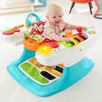 Best Toys 10 Month Olds Fisher Price 4-in-1 Piano Walker