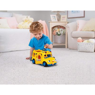 fisher-price little people lil' movers school bus toddler