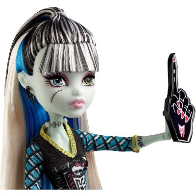 ghoul spirit frankie stein new monster high dolls arm
