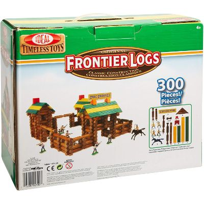 toys that start with f frontier logs back