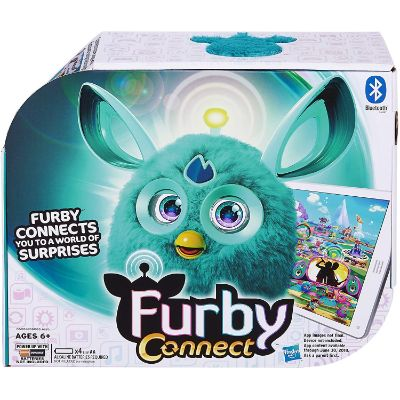 furby connect toys that start with f box