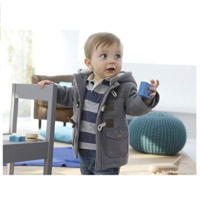 getuback boys baby coat cotton blend infant