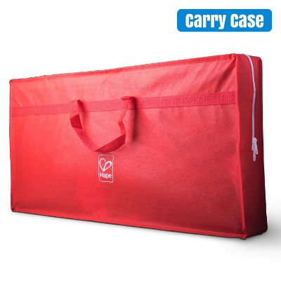 hape foldable reversible baby playmat carrying case