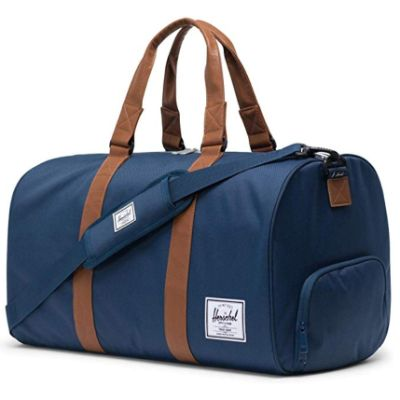 herschel duffel hospital bag strap
