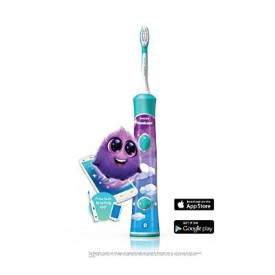 philips sonicare HX6321 electric toothbrush for kids and toddlers app