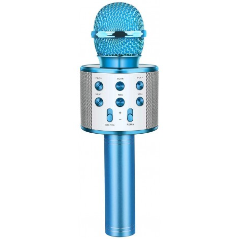 wireless portable handheld microphone kids karaoke machine
