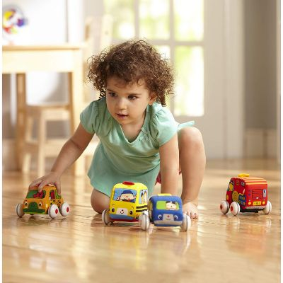 10 Month Old Toys Melissa Doug Pullback Cars Baby