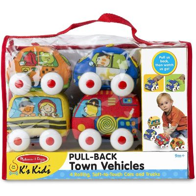 10 Month Old Toys Melissa Doug Pullback Cars Package