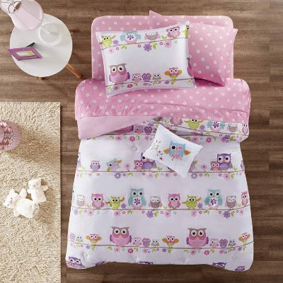 mizone MZK10-085 kids bedding top view