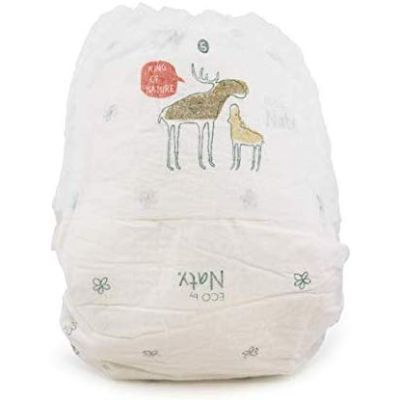 naty eco premium biodegradable diapers design