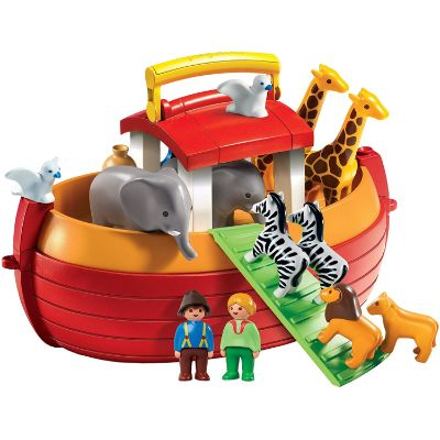 playmobil take along noah's ark pieces