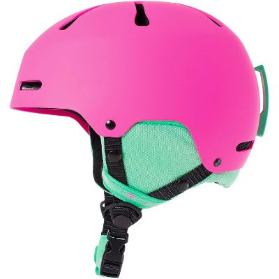 retrospec traverse H3 kids ski helmet side