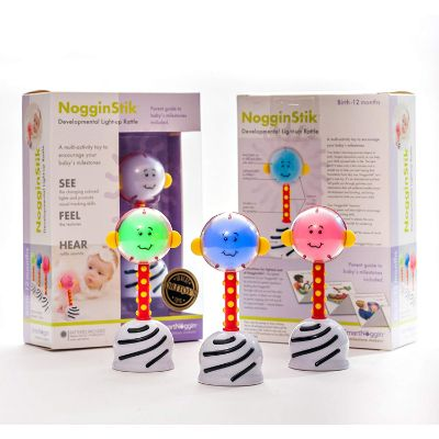 Best Toys 4 Month Olds SmartNoggin NogginStik Boxes