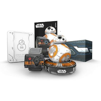 special edition battle-worn bb-8 toys for 8 year old boys package