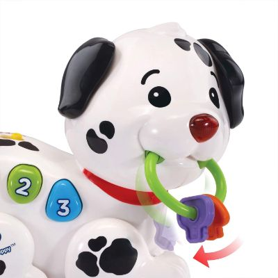 VTech Pull and Sing Puppy Cheap Baby Toys swinging charms