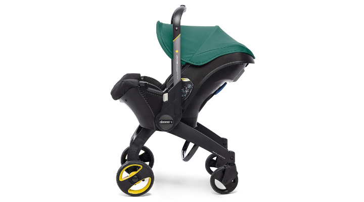 Doona Infant Car Seat and Stroller side view