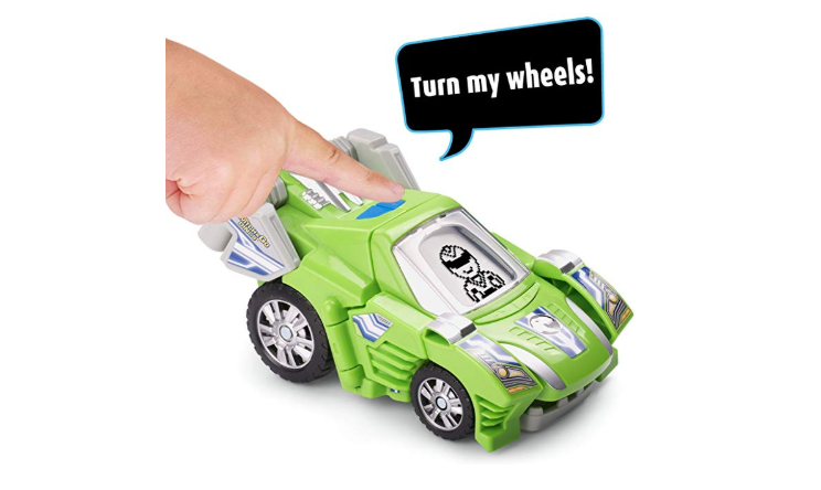 VTech Switch and Go easy maneuvering