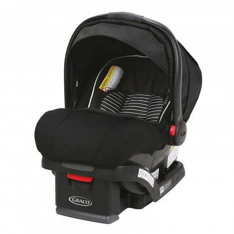 graco snugRide snugLock 35 LX preemie car seat side view