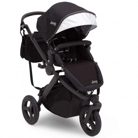 delta children all-terrain stroller front
