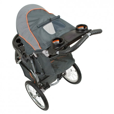 baby trend expedition vanguard all-terrain stroller cup holders