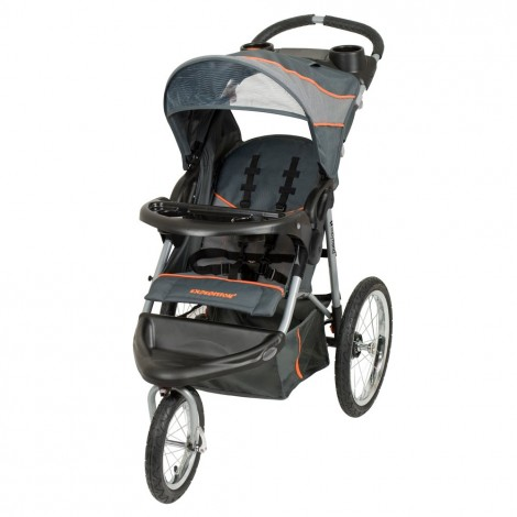 baby trend expedition vanguard all-terrain stroller design