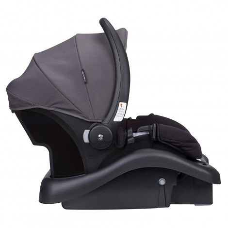 safety 1st onBoard 35 LT preemie car seat side view