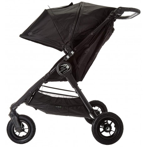 baby city mini GT all-terrain stroller side view