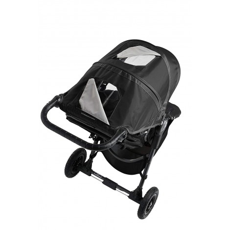 baby city mini GT all-terrain stroller top view