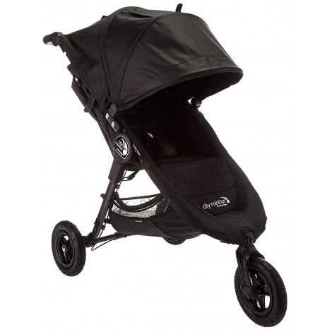 baby city mini GT all-terrain stroller black