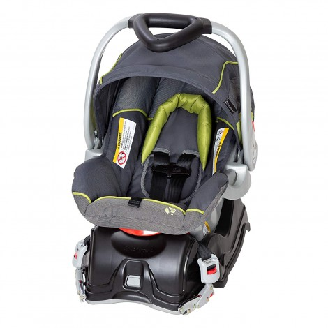 baby trend EZ flex loc infant preemie car seat design