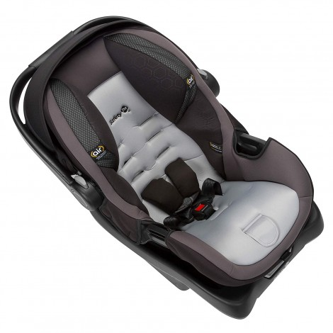 safety 1st onBoard 35 air 360 preemie car seat top view