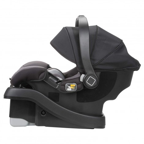 safety 1st onBoard 35 air 360 preemie car seat side view