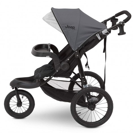 jeep classic all-terrain stroller side view