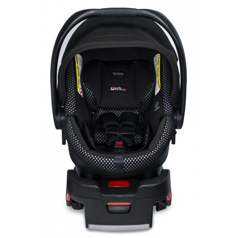 britax b-safe ultra preemie car seat front view