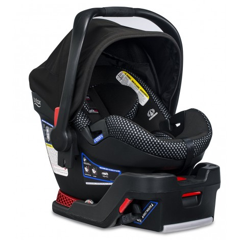 britax b-safe ultra preemie car seat black