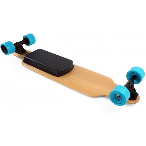ride 1UP electric skateboard bottom view