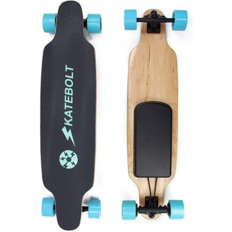 ride 1UP electric skateboard