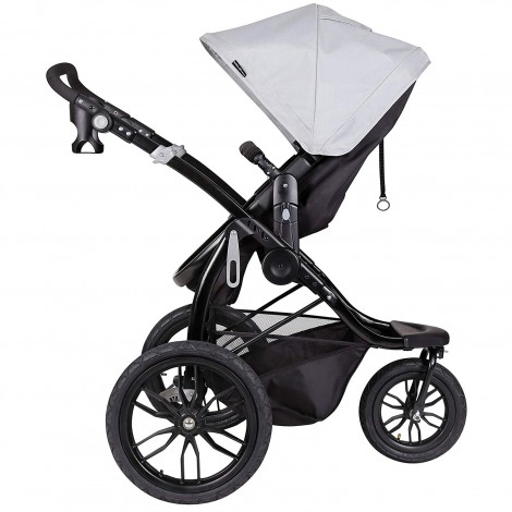 baby trend manta snap gear vega all-terrain stroller side view
